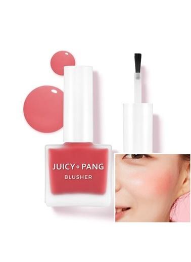 Missha A'Pıeu Juicy-Pang Water Blusher (Rd01) Pembe